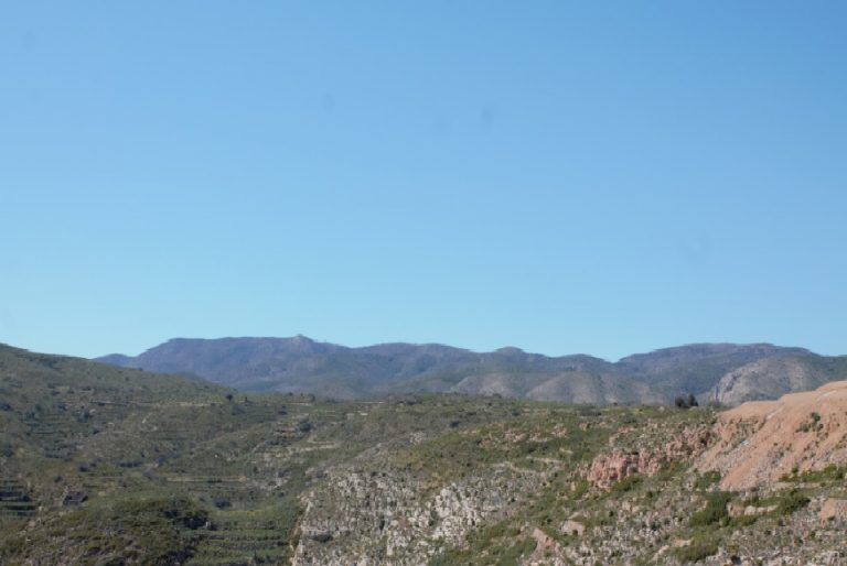 Vista desde el Observatorio